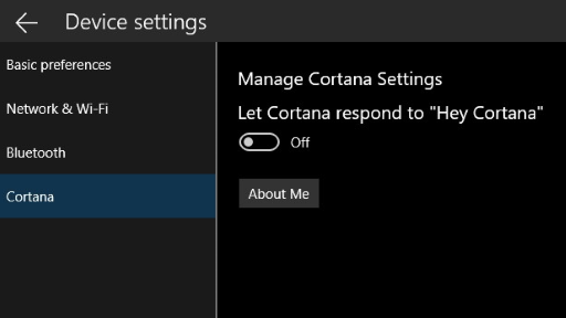 Cortana goes IoT