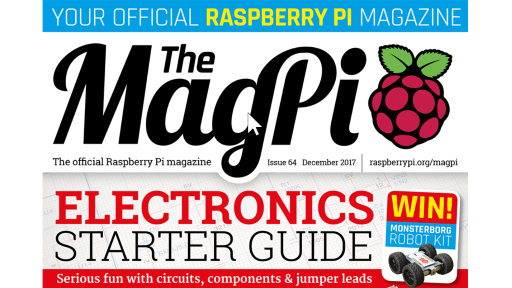 "The MagPi's ""Electronics Starter Guide"""