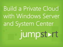 Build a Private Cloud with Windows Server and System Center