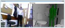 Managing your Kinect with Rob Miles' Kinect Manager