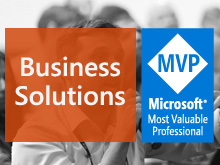 MVP: Business Solutions