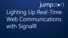 Lighting Up Real-Time Web Communications with SignalR