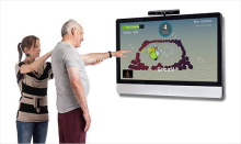 "Kinect for Windows gamifies rehabilitation, ""Kinect-powered stroke rehab system gets FDA clearance"""
