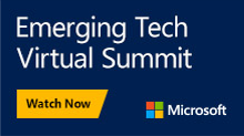 Emerging Tech Virtual Summit 2016