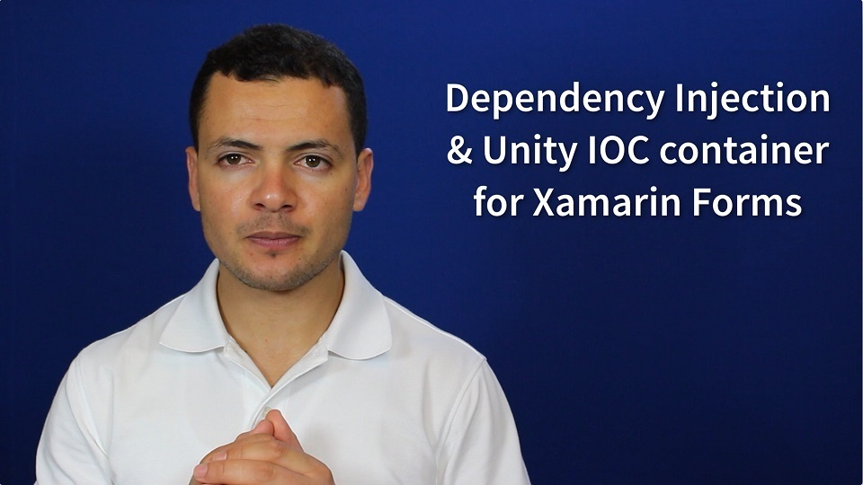 Dependency Injection & IoC containers for Xamarin Forms