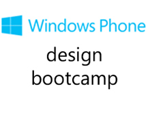 Windows Phone Design Bootcamp