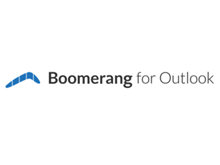 Boomerang Outlook Email Add-In Includes Reminders, Smart Calendar