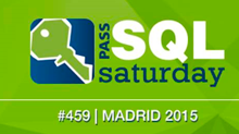 SQL Saturday Madrid 2015