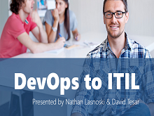 Modern IT: DevOps to ITIL, creating a complete lifecycle for Service Management