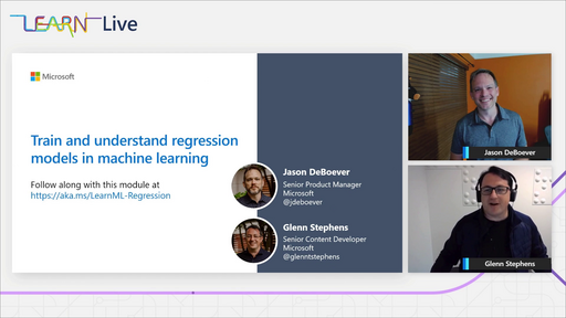 Train and understand regression models in machine learning