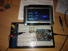 Cet MicroWPF - WPF for Netduino (Plus) 2 and the FTDI FT800 Eve