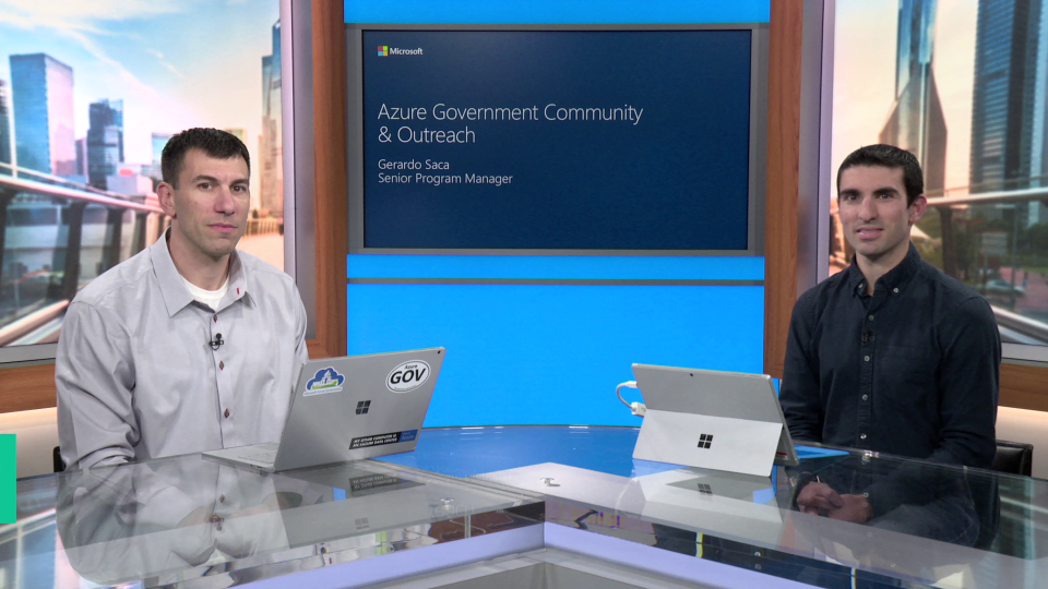 Azure Government Technical Community