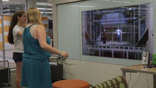 Kinect to Your Inner Actor/Actress with Play The Knave