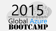 2015 Global Azure Bootcamp 臺北場