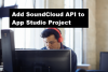 SoundCloud, BandsInTown and Windows App Studio