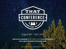 That Conference 2016