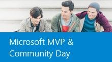 Microsoft MVP & Community Day