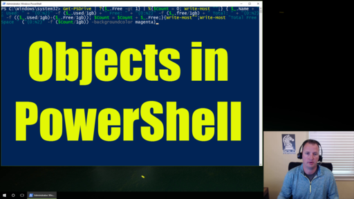 Manipulating Objects with PowerShell