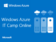 Windows Azure IT Camp Online