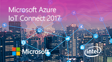 Microsoft AZURE IoT Connect 2017