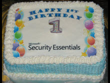 Microsoft Security Essentials is 1.