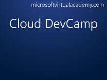 Cloud DevCamp