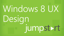 Windows 8 UX Design Jump Start