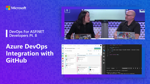 DevOps For ASP.NET Developers Pt. 8 - Azure DevOps Integration with GitHub