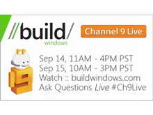 Channel 9 Live at BUILD