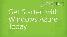 Get Started with Windows Azure Today