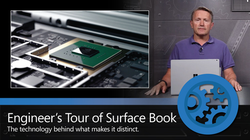 Redefining the Laptop: An engineer's tour of Microsoft Surface Book