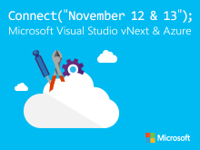 Connect(); Microsoft Visual Studio vNext & Azure