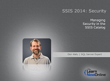 SSIS 2014: Security - Managing Security in the SSIS Catalog