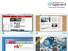 IE9 on 9 - Some Interesting Links to Related Demos and Conversations