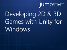 Developing 2D & 3D Games with Unity for Windows