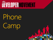 Developer Movement Phone Camp