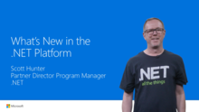 What's New in the .NETPlatform