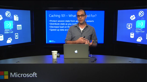 Caching in Azure, there's more to that than Azure Caching Services
