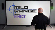 MILO Range with Kinect for Windows