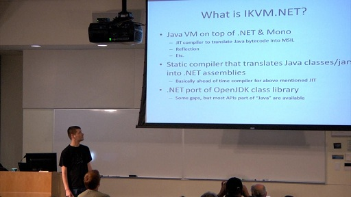 IKVM.NET: Building a Java VM on the .NET Framework