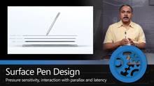 Behind the design: Surface Pen and screen interaction