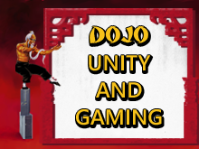 Dojo: Unity and Gaming