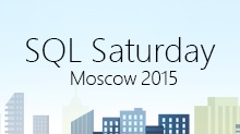 SQL Saturday Moscow 2015