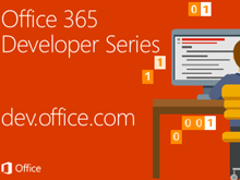 Office 365 Dev Series