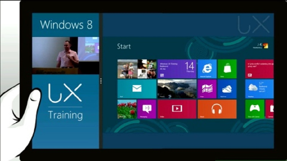 Snap and scale beautifully: Designing apps with adaptive layouts in Windows 8
