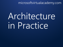 Architecture in Practice