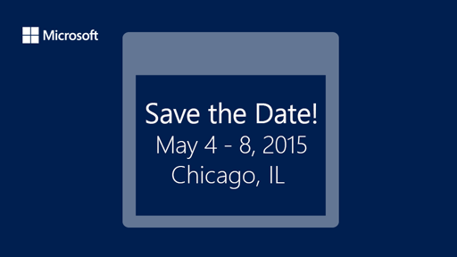 Announcing: Microsoft's Unified Technology Event for Enterprises