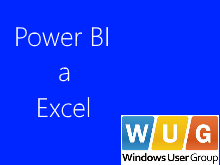 WUG: Power BI a Excel