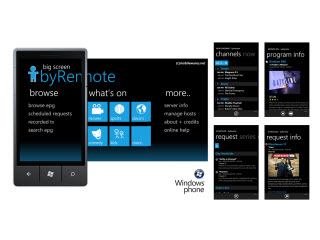 byRemote Takes Your TV Guide On the Road With You
