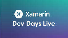 Xamarin Dev Days Live - On Demand